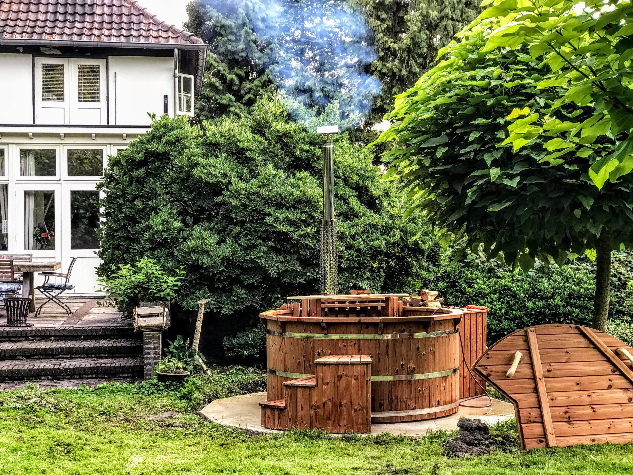 Badetonne Badebottich Aus Holz Kaufen Schweiz